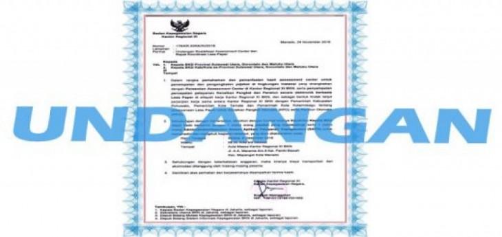 Kanreg XI BKN Manado